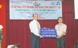 Tôn Đông Á tiếp tục đồng hành cùng Mùa Hè xanh 2012