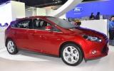 Ford Focus 2012 sắp ra mắt tại Thái Lan, Việt Nam