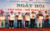 Bế mạc Ngày hội Văn hóa - Thể thao gia đình các tỉnh Miền đông: Thắm tình đoàn kết, thân thiện