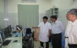 Bệnh viện Đa khoa tỉnh: Khánh thành đơn vị can thiệp tim mạch