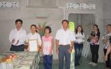 Hội liên hiệp phụ nữ xã Hòa Lợi (Bến Cát): Giúp nhiều chị em phụ nữ vươn lên thoát nghèo