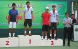 Giải quần vợt Năng khiếu toàn quốc 2012: Bình Dương vô địch toàn đoàn