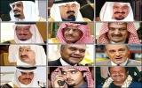 Hoàng gia Arập Xêút : Thừa và thiếu người kế ngôi