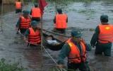 Thành phố Thủ Dầu Một: Tổ chức diễn tập phòng chống lụt bão năm 2012