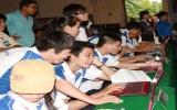 Hội thi Tin học vui: Sân chơi vui tươi, bổ ích