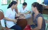 Bến Cát: Khám bệnh miễn phí cho nạn nhân chất độc da cam, gia đình chính sách