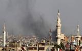 Huyết chiến ở thủ đô Syria