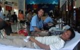 Ban Chỉ đạo vận động hiến máu tình nguyện tỉnh vận động được trên 7.200 đơn vị máu
