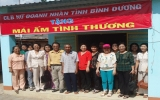 CLB Nữ doanh nhân Bình Dương: 200 triệu đồng làm công tác xã hội