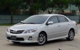 Toyota ra mắt xe Altis phiên bản RS tại Việt Nam