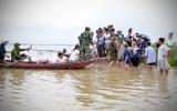 4 thanh niên chết đuối khi chụp ảnh bên sông