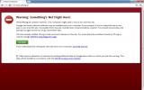 """Website VFF vào """"danh sách đen"""" của Google"""