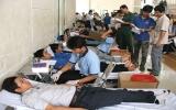 TP.TDM thành lập 14 Chi hội Hiến máu tình nguyện