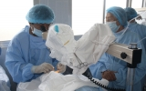 Mổ đục thủy tinh thể miễn phí cho bệnh nhân nghèo
