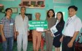 Vietcombank Sóng Thần: Quan tâm gia đình chính sách