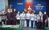 Phật tử Bình Dương: Tặng 20 suất học bổng tiếp bước đến trường