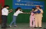 Hội Liên hiệp Phụ nữ TP.TDM tổ chức hội thi tuyên truyền viên giỏi về an toàn giao thông