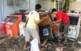 Thanh tra Sở Văn hóa, Thể thao và Du lịch tỉnh:  Tổ chức tiêu hủy văn hóa phẩm vi phạm