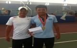 Giải quần vợt Thanh thiếu niên xuất sắc toàn quốc 2012: Lý Hoàng Nam (Bình Dương) đoạt HCV