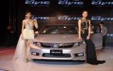 Civic 2012 tiết kiệm xăng ra mắt tại Việt Nam