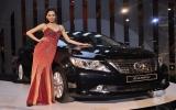 Toyota ra xe Camry 2012 giá