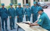 Lực lượng vũ trang huyện Dầu Tiếng: Những bước chuyển mạnh mẽ