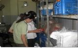 Bình Dương: Thanh, kiểm tra cơ sở sản xuất bánh trung thu