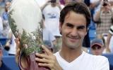 Federer lần thứ 5 vô địch giải Cincinnati Masters