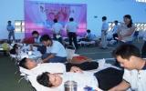 Công ty TNHH MTV Cấp thoát nước - Môi trường Bình Dương:  250 CB-CNV tham gia ngày hội Hiến máu tình nguyện