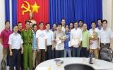Phường Lái Thiêu (TX.Thuận An):  Khen thưởng Tổ thanh niên tình nguyện phòng chống tội phạm