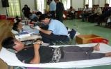 Phú Giáo: 230 người tham gia hiến máu tình nguyện