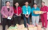 Phường Phú Hòa (TP.TDM) tổ chức tặng 100 phần quà cho người nghèo