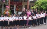 Hội Chữ thập đỏ tỉnh vận động trao học bổng cho học sinh nghèo
