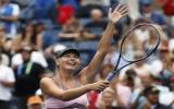 Sharapova lội dòng kịch tính vào bán kết US Open