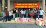 Hội Chữ thập đỏ tỉnh: Khám bệnh, phát thuốc miễn phí và tặng quà cho người nghèo