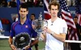Hạ Djokovic, Andy Murray đăng quang US Open