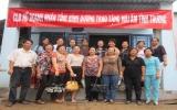 CLB Nữ doanh nhân Bình Dương trao nhà tình thương