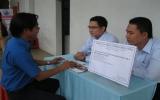 Thị đoàn Thuận An:  Giới thiệu việc làm cho TNCN