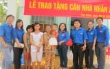 Chi đoàn Bảo Việt Bình Dương: Tặng nhà nhân ái cho gia đình khó khăn