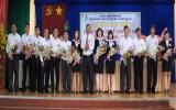 Công đoàn Cơ sở Công ty TNHH MTV Cấp thoát nước - Môi trường Bình Dương tổ chức đại hội nhiệm kỳ 2012-2014