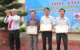 Tổng kết hội thi An toàn giao thông năm 2012