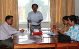Phú Giáo: Đội ngũ báo cáo viên năng động