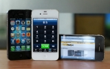 iPhone 4S và 4 giảm giá chờ iPhone 5