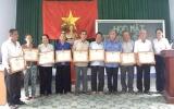 Khu phố 3, P.Phú Hòa (TP.TDM) họp mặt kỷ niệm Ngày Quốc tế Người cao tuổi