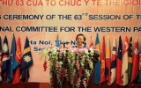 Việt Nam đã thể hiện rõ vai trò tích cực trong WHO