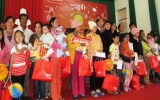 Maritime Bank trao quà Trung thu cho bệnh nhi nghèo tỉnh Lâm Đồng