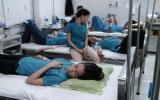 Nhiều công nhân nhập viện nghi bị ngộ độc thực phẩm