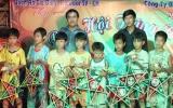 Tặng 500 phần quà trung thu cho con em công nhân tại khu phố Hòa Lân II (Thuận Giao, Thuận An)
