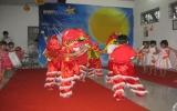 Trường Mầm non Quốc tế Baby's Star tổ chức vui trung thu cho các em học sinh