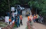 Diễn tập phòng chống thiên tai - tìm kiếm cứu nạn